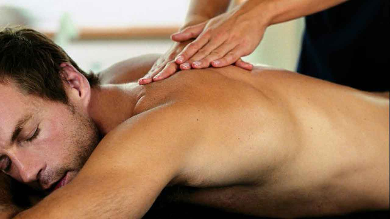 Deep Tissue Massage details