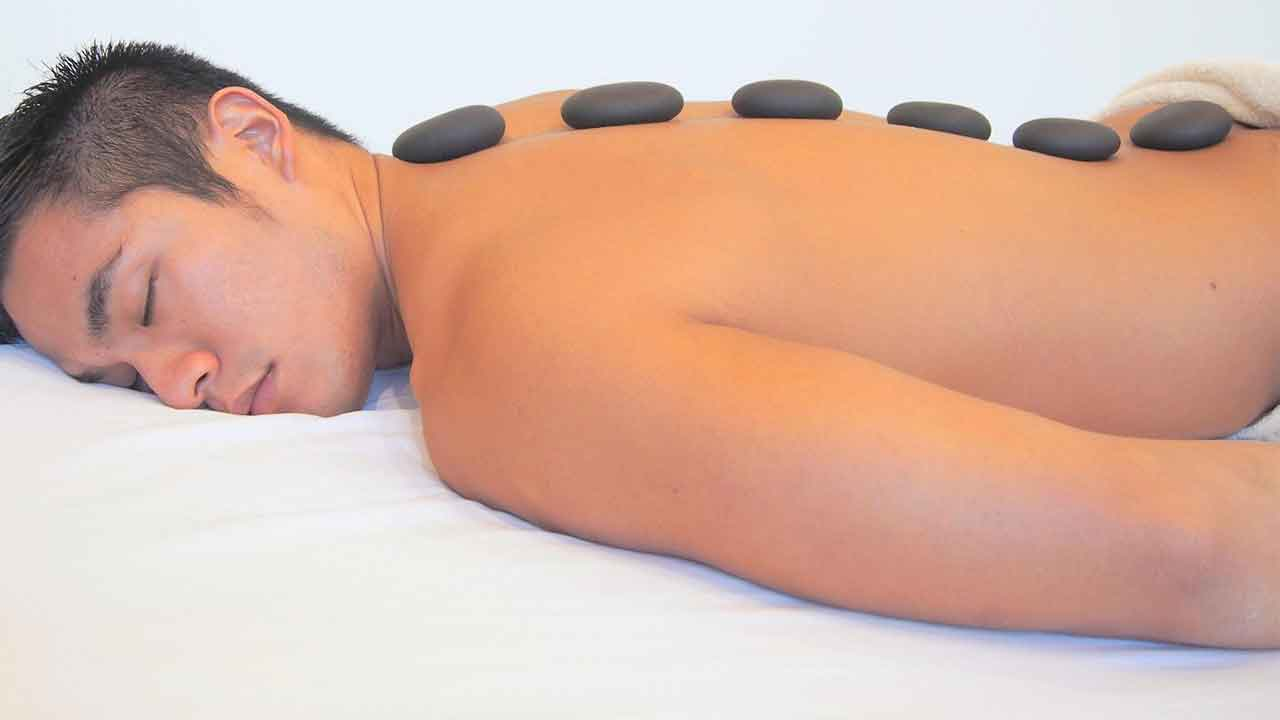 Hot Stone Massage details