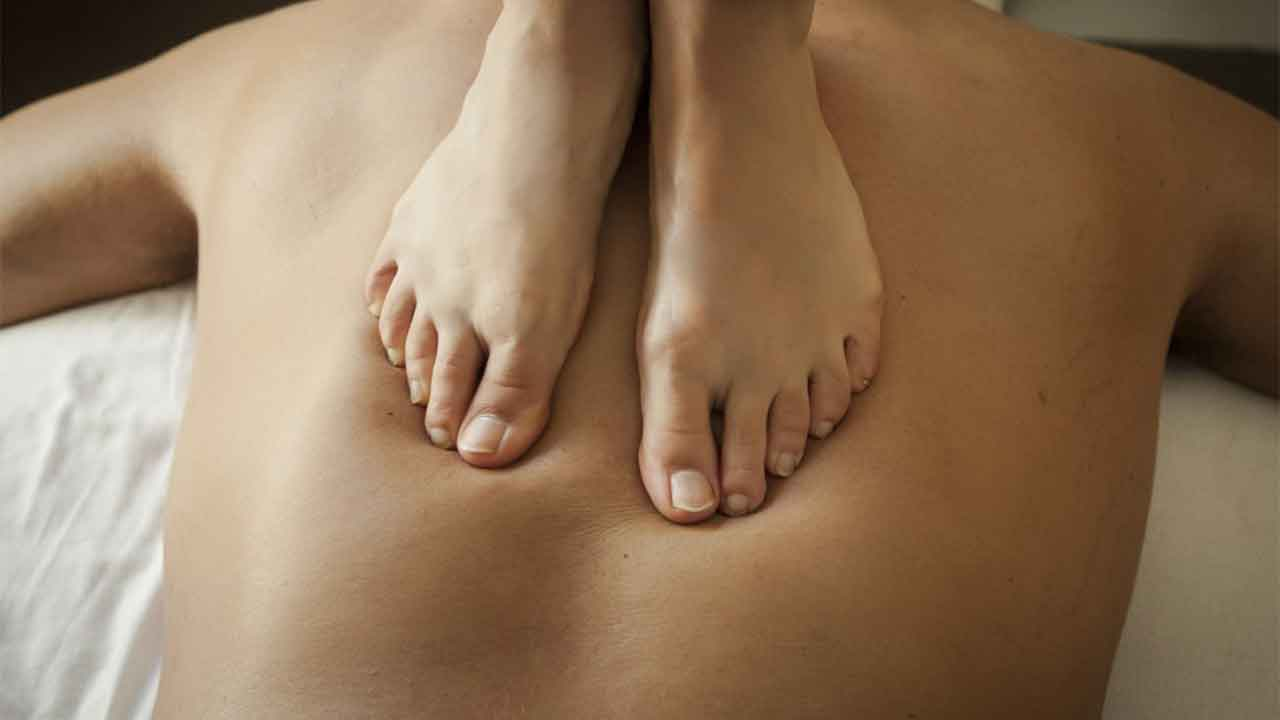 Thai Massage details